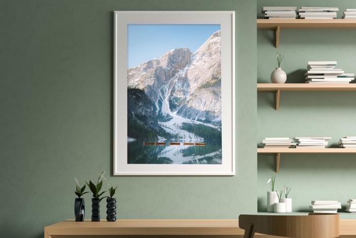 Pragser Wildsee Print
